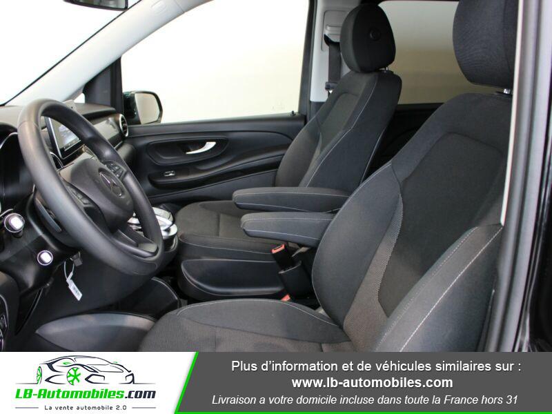 Mercedes Classe V Long 220 d 7G-TRONIC PLUS Noir occasion à Beaupuy - photo n°4