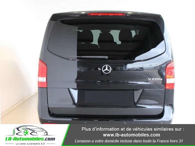 Mercedes Classe V Long 220 d 7G-TRONIC PLUS Noir occasion à Beaupuy - photo n°10