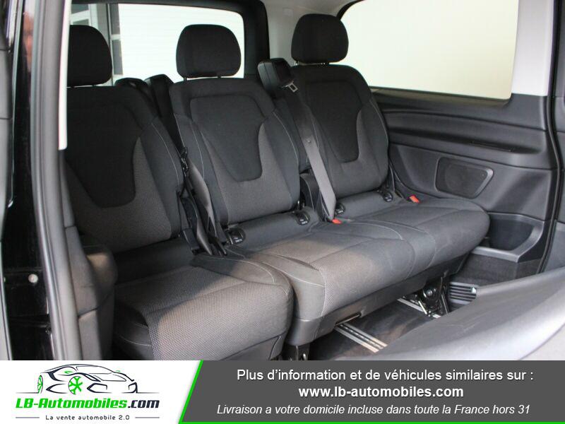 Mercedes Classe V Long 220 d 7G-TRONIC PLUS Noir occasion à Beaupuy - photo n°6