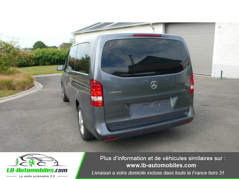 Mercedes Classe V Long 220 d 7G-TRONIC PLUS Gris occasion à Beaupuy - photo n°13