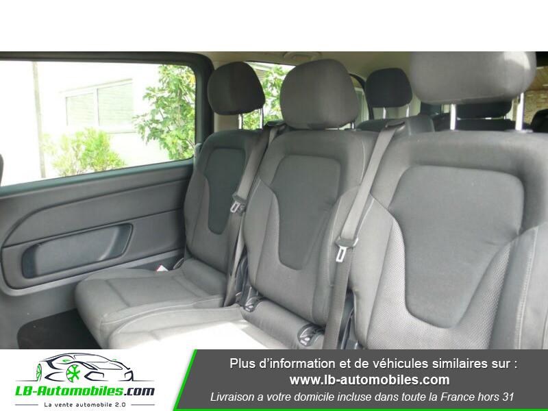 Mercedes Classe V Long 220 d 7G-TRONIC PLUS Gris occasion à Beaupuy - photo n°6