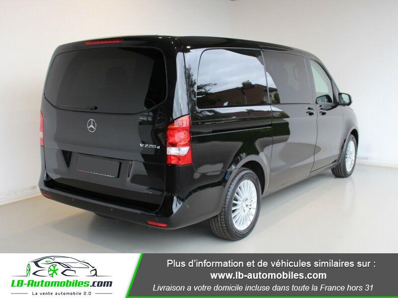 Mercedes Classe V Long 220 d 7G-TRONIC PLUS Noir occasion à Beaupuy - photo n°3