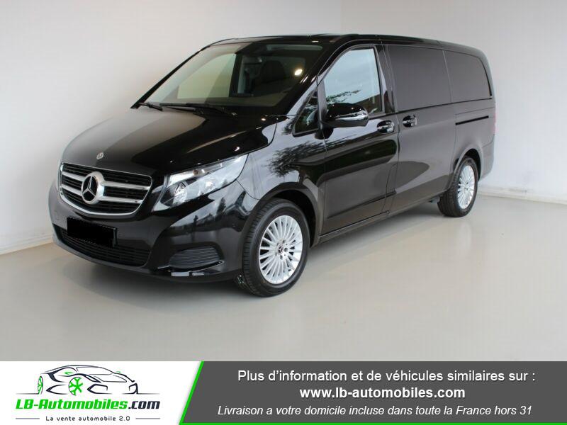 Mercedes Classe V Long 220 d 7G-TRONIC PLUS Noir occasion à Beaupuy