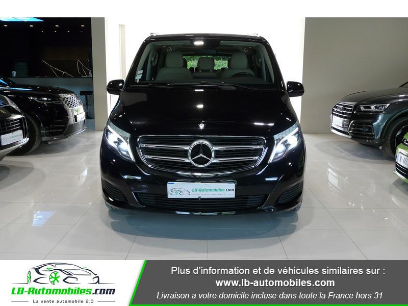 Mercedes Classe V LONG 250 204 BLUETEC AVANTGARDE AUTO 8PL Noir occasion à Beaupuy - photo n°11