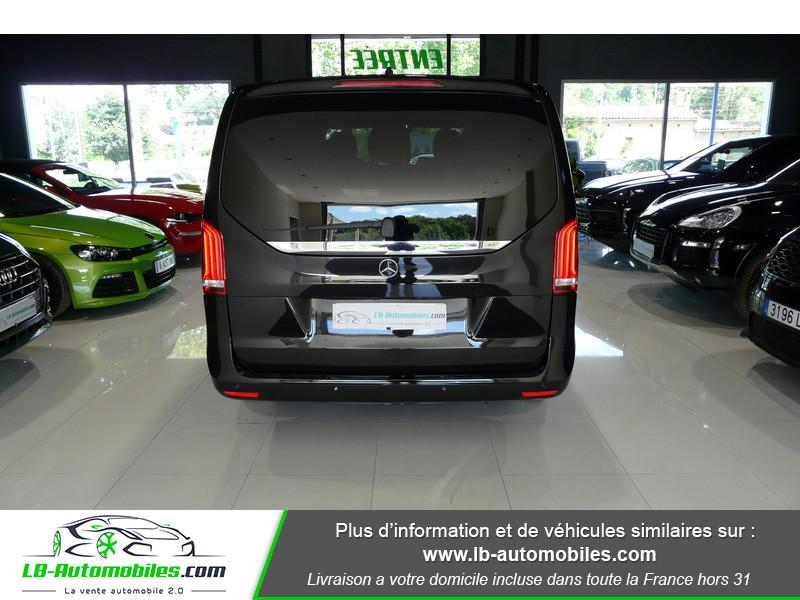 Mercedes Classe V LONG 250 204 BLUETEC AVANTGARDE AUTO 8PL Noir occasion à Beaupuy - photo n°13