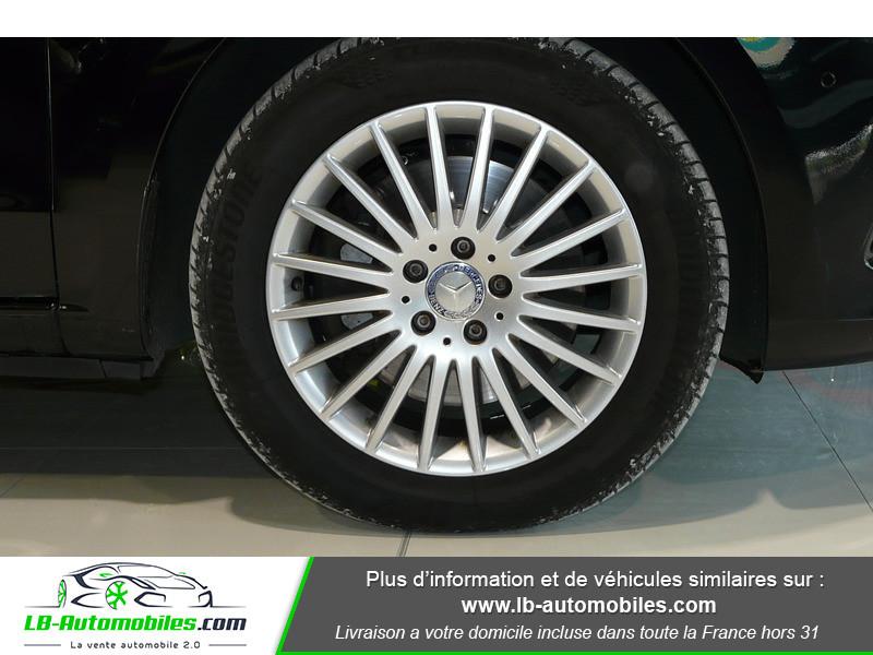 Mercedes Classe V LONG 250 204 BLUETEC AVANTGARDE AUTO 8PL Noir occasion à Beaupuy - photo n°17