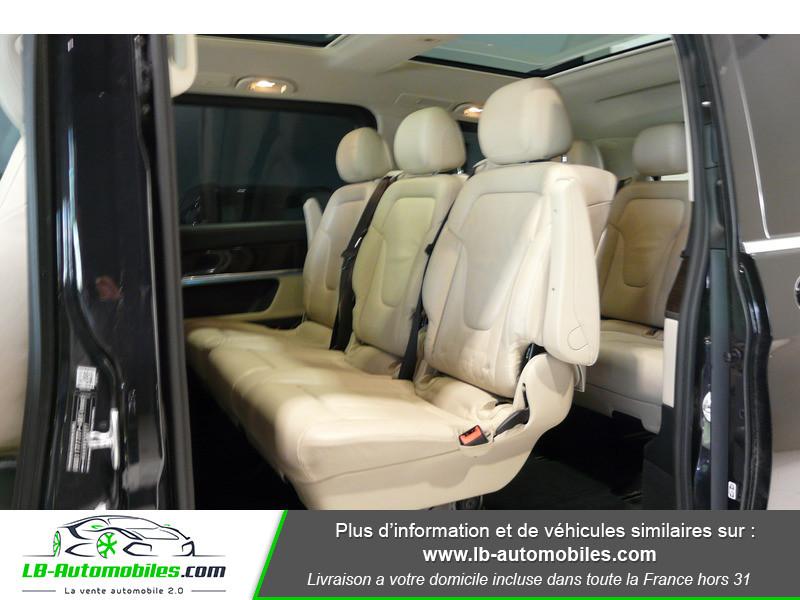 Mercedes Classe V LONG 250 204 BLUETEC AVANTGARDE AUTO 8PL Noir occasion à Beaupuy - photo n°6