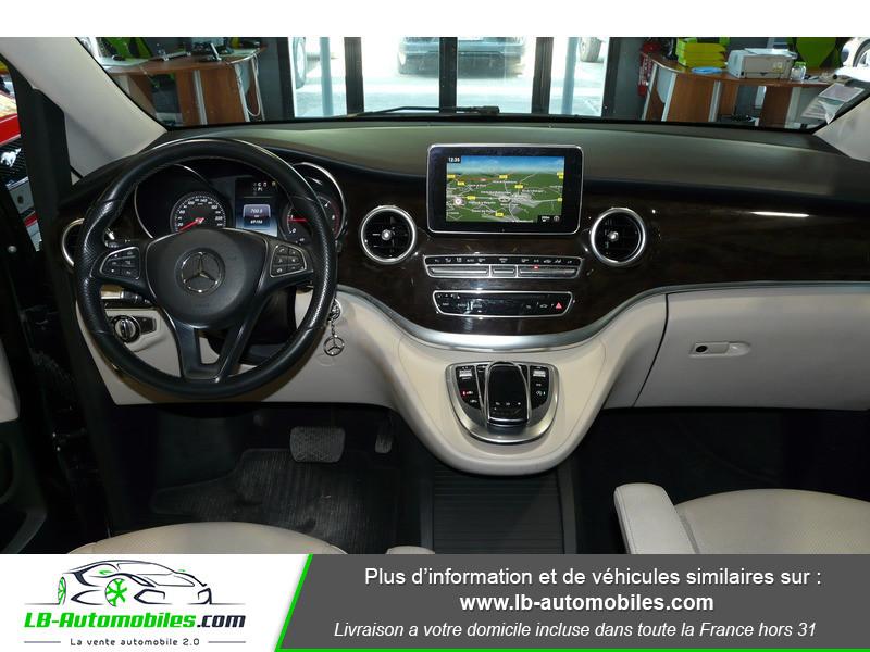 Mercedes Classe V LONG 250 204 BLUETEC AVANTGARDE AUTO 8PL Noir occasion à Beaupuy - photo n°2