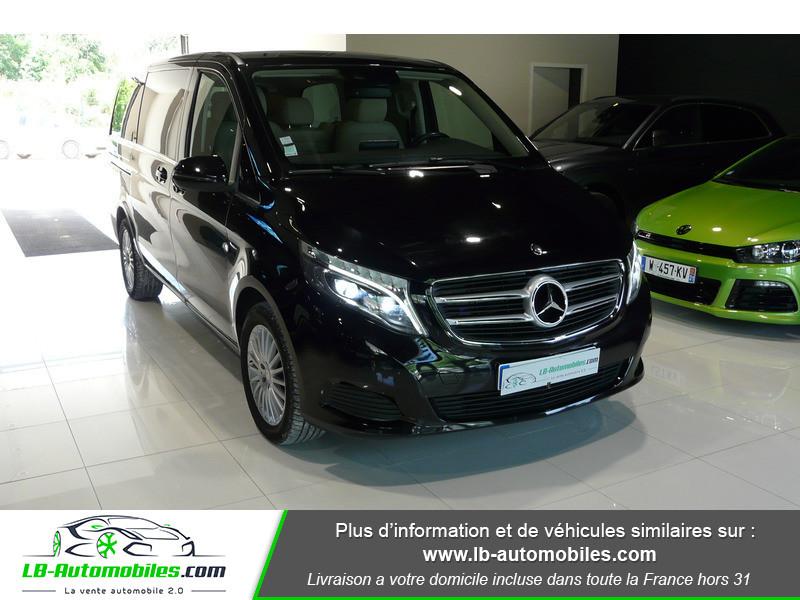 Mercedes Classe V LONG 250 204 BLUETEC AVANTGARDE AUTO 8PL Noir occasion à Beaupuy - photo n°12