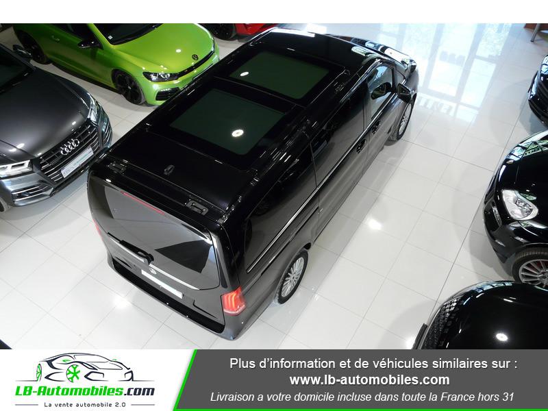 Mercedes Classe V LONG 250 204 BLUETEC AVANTGARDE AUTO 8PL Noir occasion à Beaupuy - photo n°16