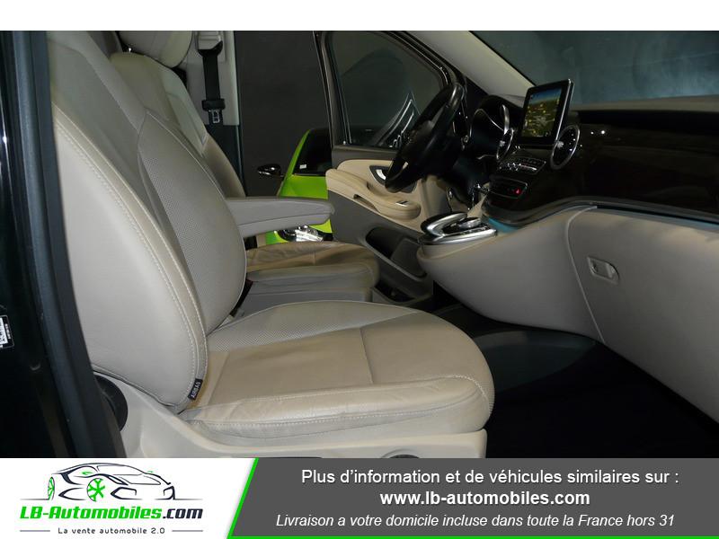 Mercedes Classe V LONG 250 204 BLUETEC AVANTGARDE AUTO 8PL Noir occasion à Beaupuy - photo n°20