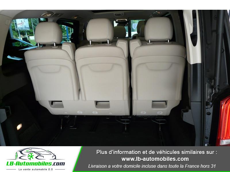 Mercedes Classe V LONG 250 204 BLUETEC AVANTGARDE AUTO 8PL Noir occasion à Beaupuy - photo n°7