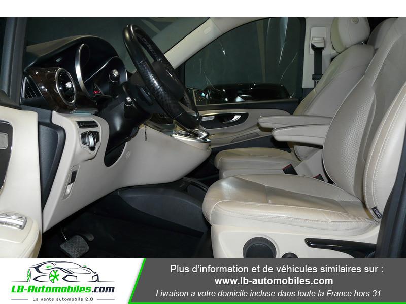 Mercedes Classe V LONG 250 204 BLUETEC AVANTGARDE AUTO 8PL Noir occasion à Beaupuy - photo n°4
