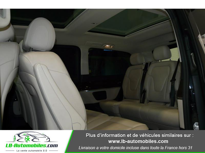 Mercedes Classe V LONG 250 204 BLUETEC AVANTGARDE AUTO 8PL Noir occasion à Beaupuy - photo n°18