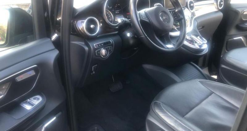 Mercedes Classe V Mercedes-Benz 250 BRABUS EXCLUSIVE EDITION 7 places Noir occasion à Brie-Comte-Robert - photo n°5