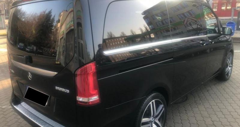Mercedes Classe V Mercedes-Benz 250 BRABUS EXCLUSIVE EDITION 7 places Noir occasion à Brie-Comte-Robert - photo n°3