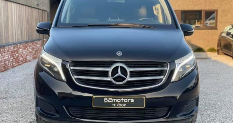 Mercedes Classe V V250d 250 d Noir occasion à Meulebeke - photo n°2
