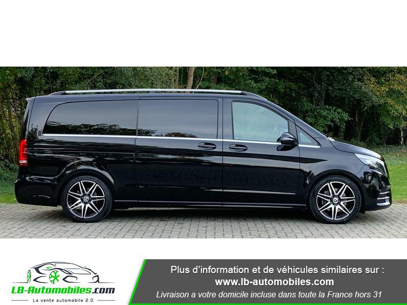 Mercedes Classe V VIP Extra-Long 220 d 9G-TRONIC Noir occasion à Beaupuy - photo n°15