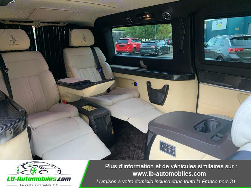 Mercedes Classe V VIP Extra-Long 220 d 9G-TRONIC Noir occasion à Beaupuy - photo n°5