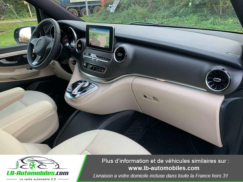 Mercedes Classe V VIP Extra-Long 220 d 9G-TRONIC Noir occasion à Beaupuy - photo n°2