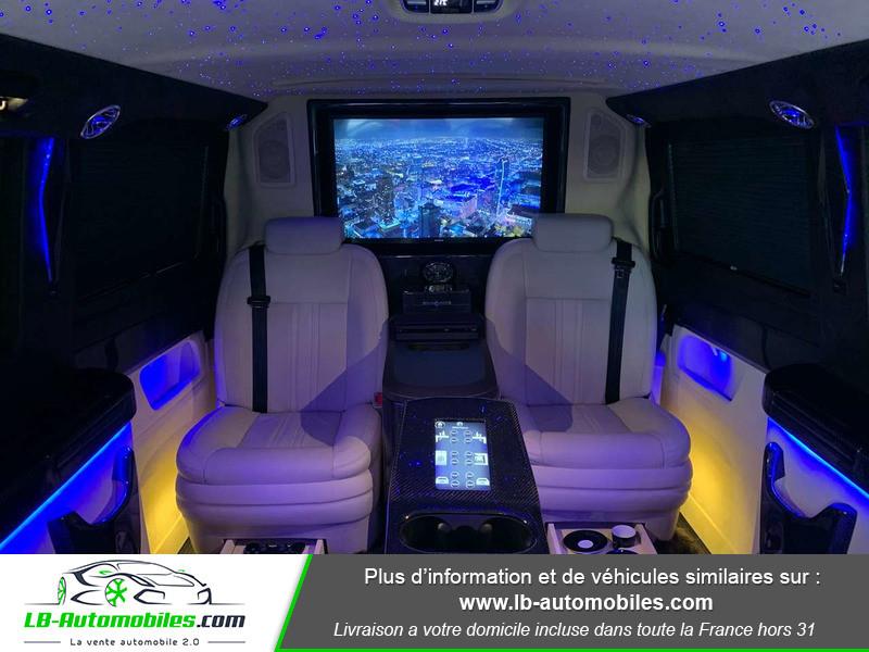 Mercedes Classe V VIP Extra-Long 220 d 9G-TRONIC Noir occasion à Beaupuy - photo n°11