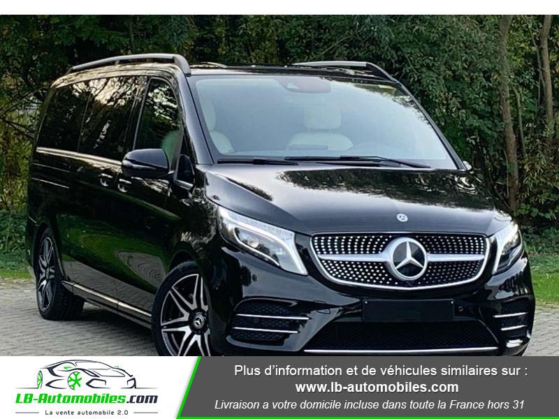 Mercedes Classe V VIP Extra-Long 220 d 9G-TRONIC Noir occasion à Beaupuy