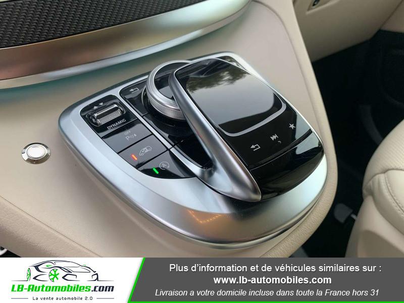 Mercedes Classe V VIP Extra-Long 220 d 9G-TRONIC Noir occasion à Beaupuy - photo n°13