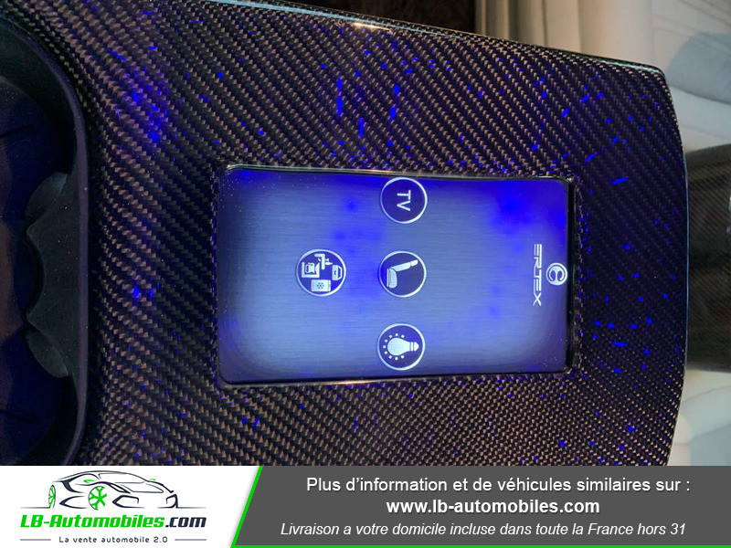 Mercedes Classe V VIP Extra-Long 220 d 9G-TRONIC Noir occasion à Beaupuy - photo n°7