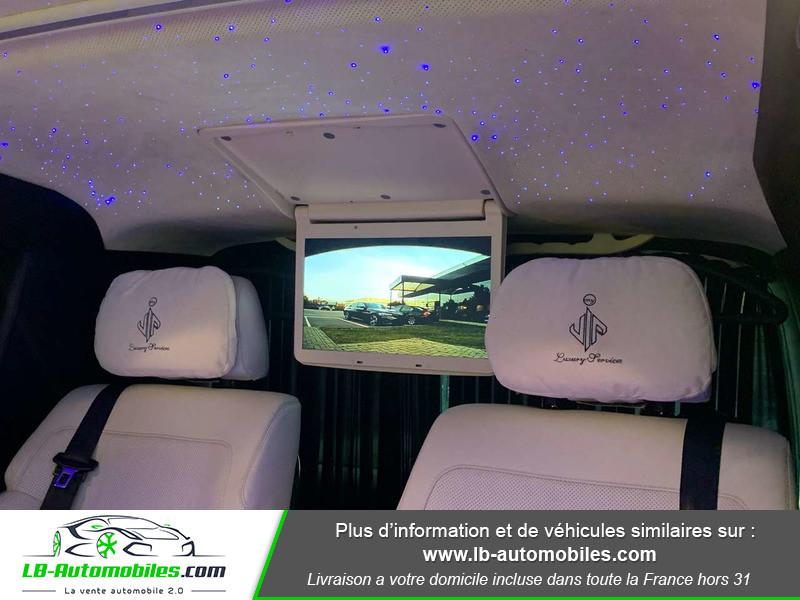 Mercedes Classe V VIP Extra-Long 220 d 9G-TRONIC Noir occasion à Beaupuy - photo n°14