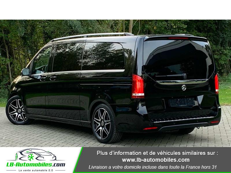 Mercedes Classe V VIP Extra-Long 220 d 9G-TRONIC Noir occasion à Beaupuy - photo n°3