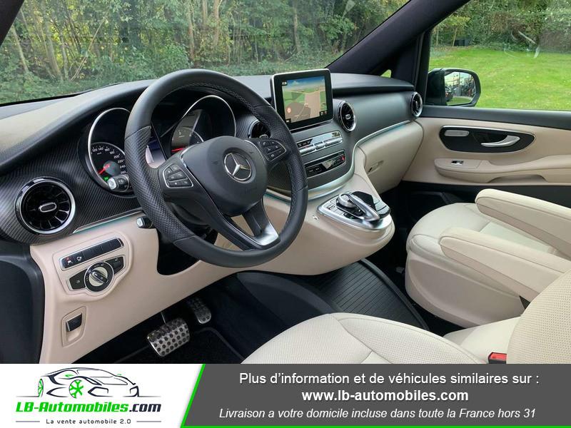 Mercedes Classe V VIP Extra-Long 220 d 9G-TRONIC Noir occasion à Beaupuy - photo n°4