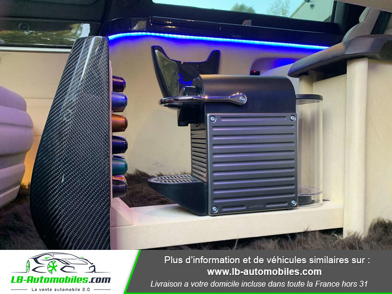 Mercedes Classe V VIP Extra-Long 220 d 9G-TRONIC Noir occasion à Beaupuy - photo n°10