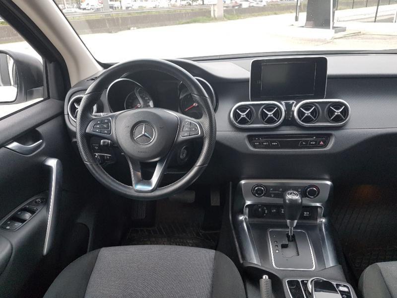 Mercedes Classe X 250d 190ch Progressive 4Matic BVA7 Blanc occasion à Gières - photo n°5