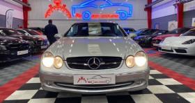 Mercedes CLK occasion à Brie-Comte-Robert