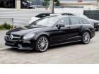 Mercedes CLS 220 CDI Shooting Brake AMG Noir à Beaupuy 31