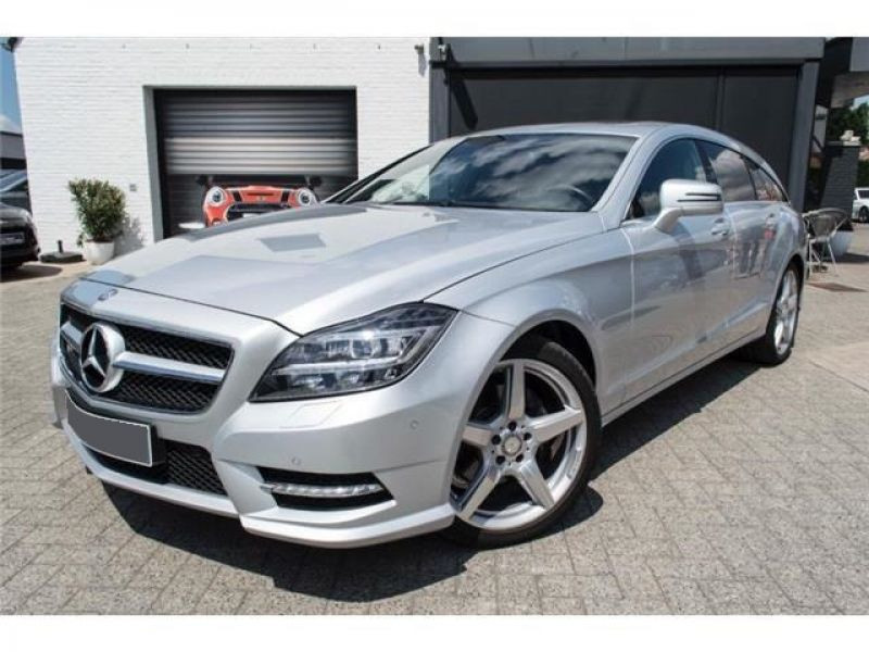 Mercedes CLS 250 CDI Shooting Brake AMG Argent occasion à Beaupuy