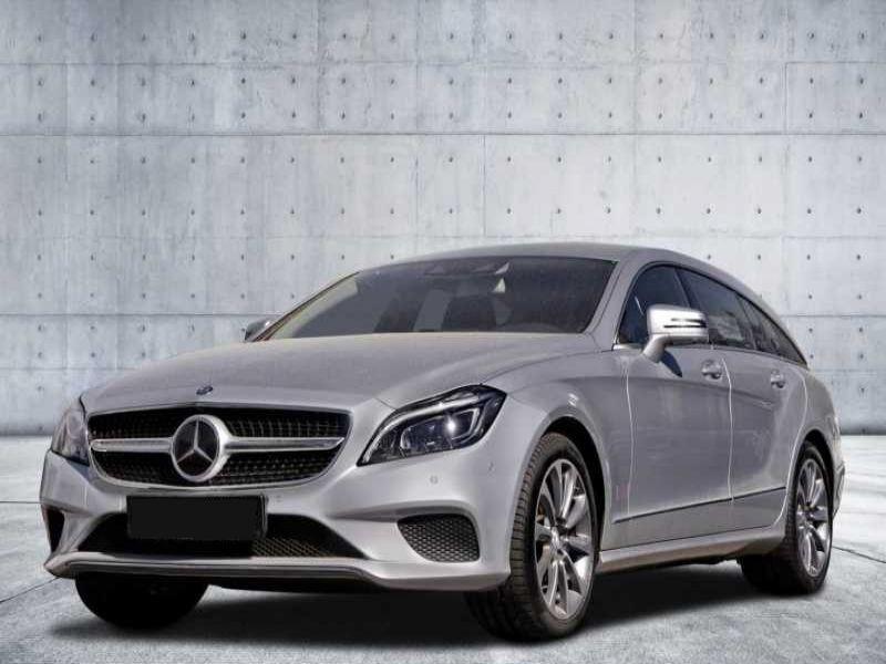 Mercedes CLS 250 CDI Shooting Brake Argent occasion à Beaupuy