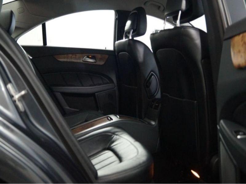 Mercedes CLS 250 CDI Gris occasion à Beaupuy - photo n°7