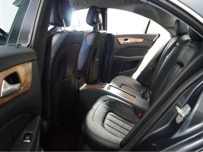 Mercedes CLS 250 CDI Gris occasion à Beaupuy - photo n°6