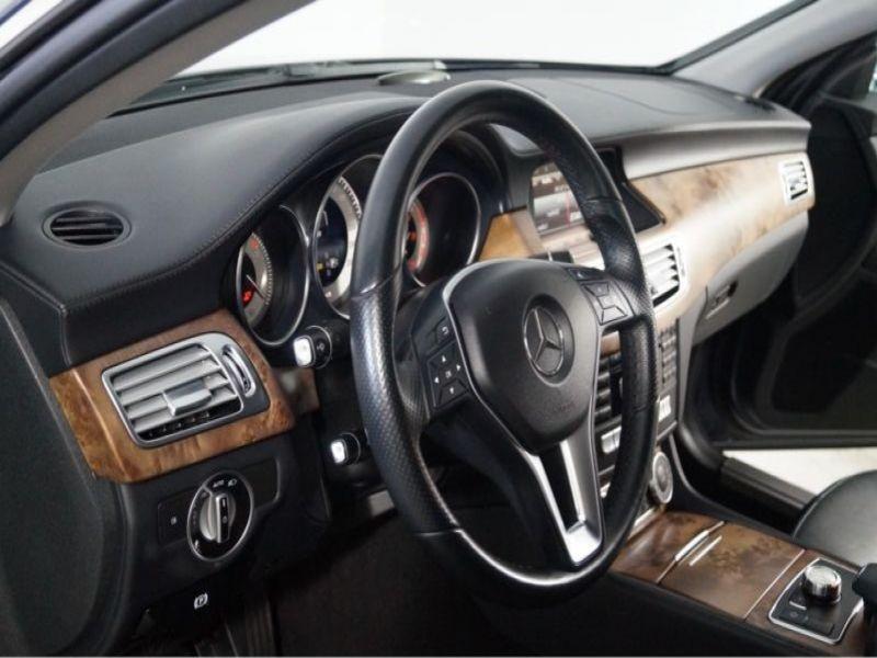 Mercedes CLS 250 CDI Gris occasion à Beaupuy - photo n°4
