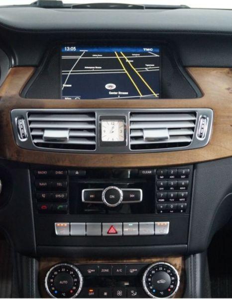 Mercedes CLS 250 CDI Gris occasion à Beaupuy - photo n°9