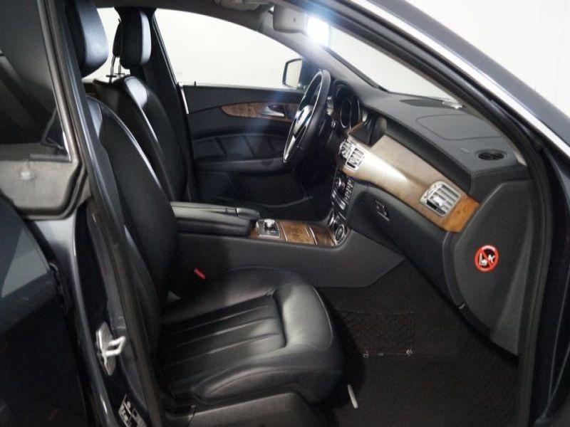Mercedes CLS 250 CDI Gris occasion à Beaupuy - photo n°8