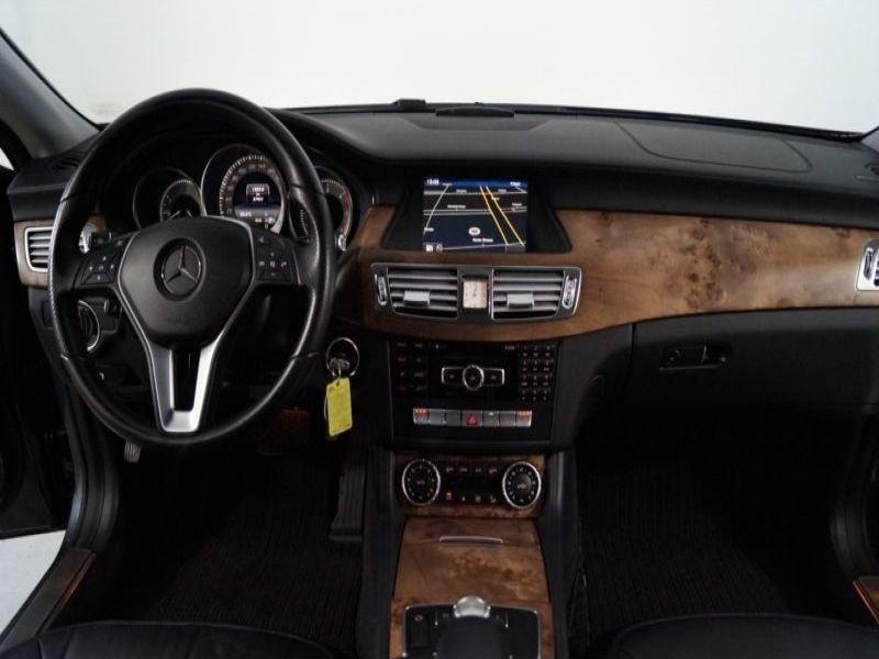 Mercedes CLS 250 CDI Gris occasion à Beaupuy - photo n°2