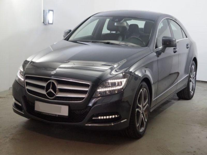 Mercedes CLS 250 CDI Gris occasion à Beaupuy