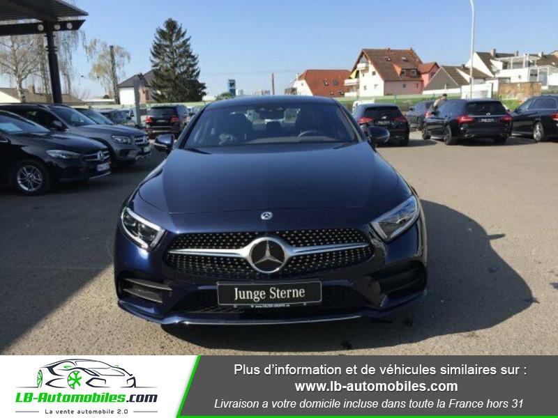 Mercedes CLS 300d 9G-Tronic / AMG Bleu occasion à Beaupuy - photo n°12