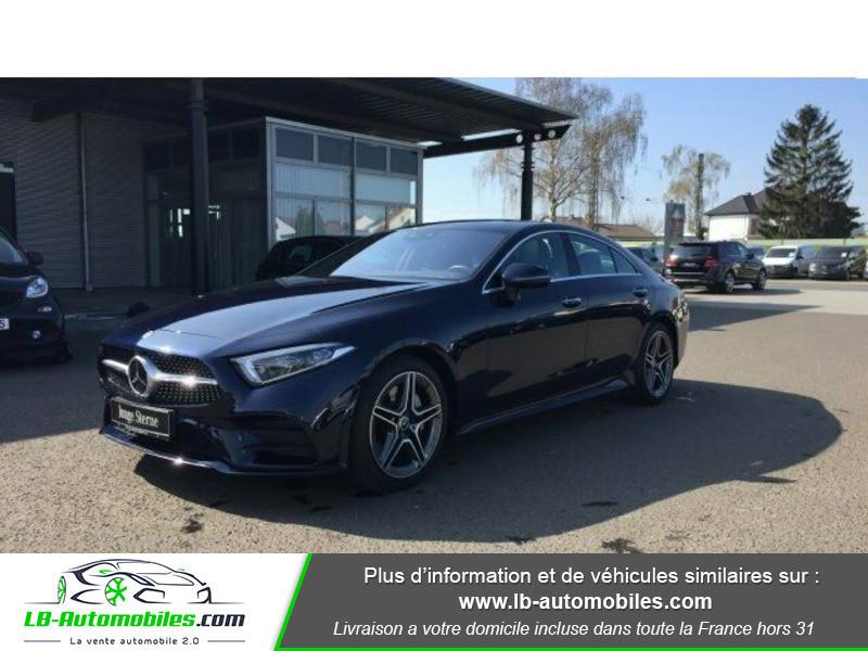 Mercedes CLS 300d 9G-Tronic / AMG Bleu occasion à Beaupuy