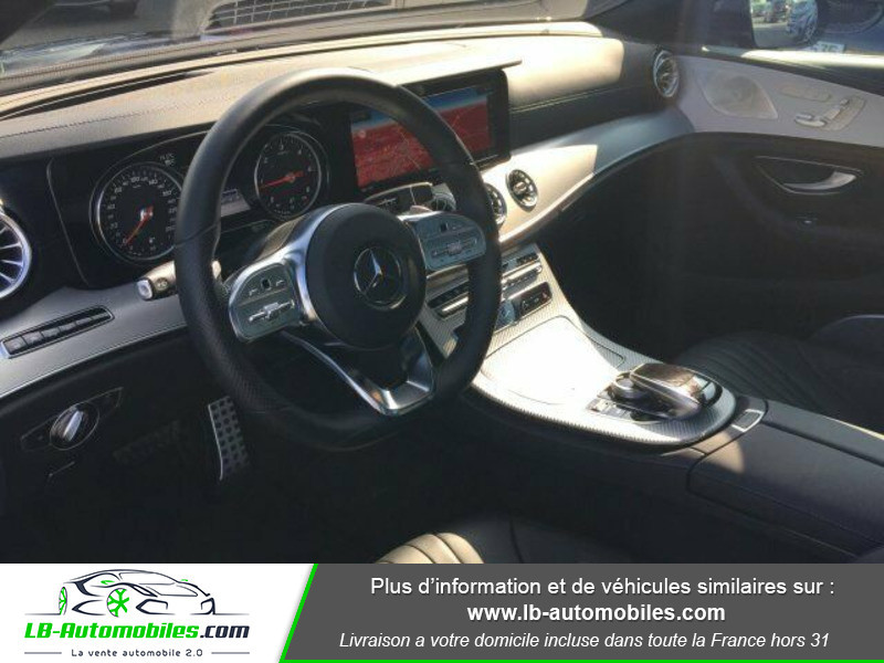 Mercedes CLS 300d 9G-Tronic / AMG Bleu occasion à Beaupuy - photo n°4