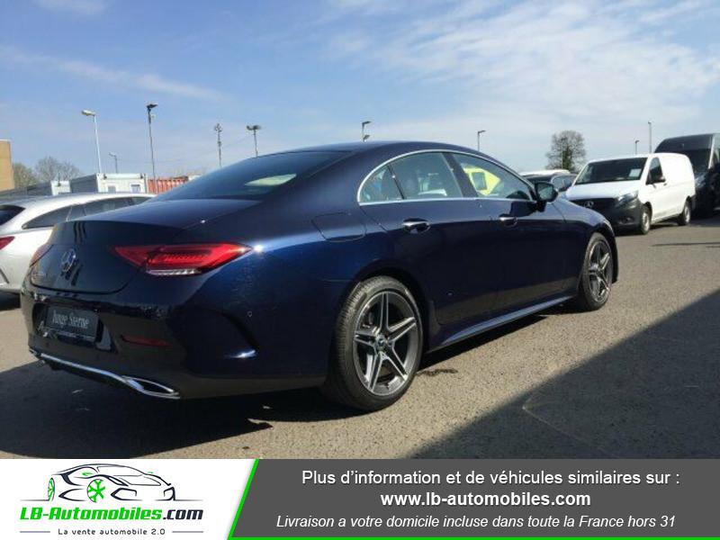 Mercedes CLS 300d 9G-Tronic / AMG Bleu occasion à Beaupuy - photo n°3