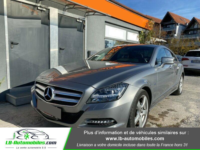 Mercedes CLS 350 BVA Argent occasion à Beaupuy