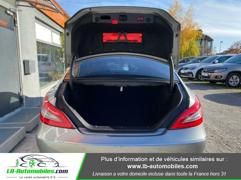Mercedes CLS 350 BVA Argent occasion à Beaupuy - photo n°11